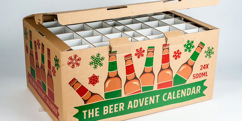 South London Advent Beer Box 2019