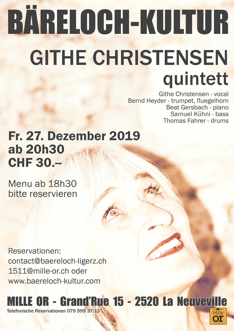 baereloch kultur githe christensen quintett