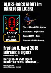 baereloch kultur blues night