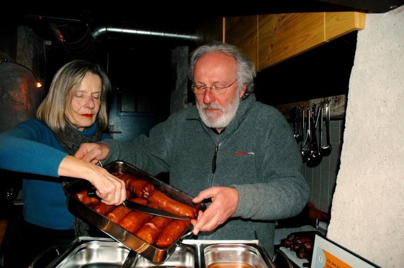 Anna und Danny Ryhiner