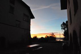 Bäreloch Morgenstimmung
