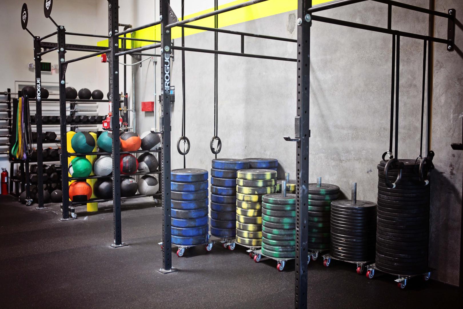 CrossFit Area