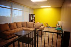 Staffed Kid's Room