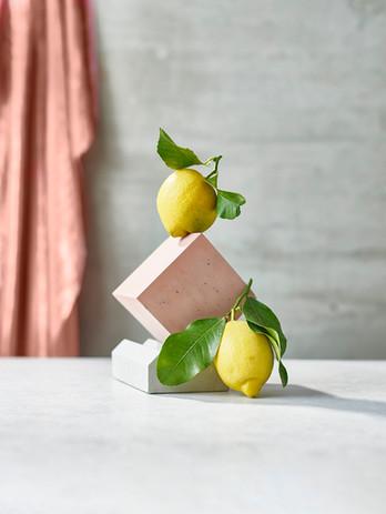 Les citrons potelés or The chubby lemons - Tom Regester