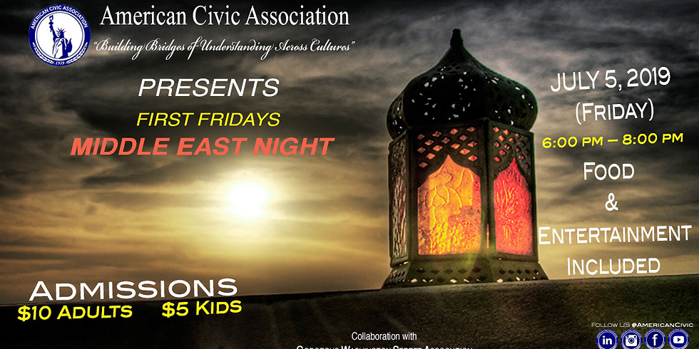 Middle East Night | ACA First Friday