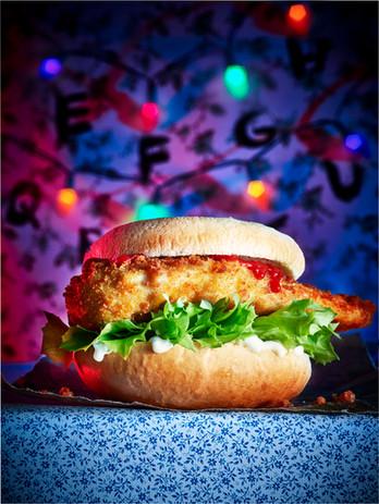 Stanger Things Burgers - The Beyond Burger - Kris Kirkham - Seiko Hatfield