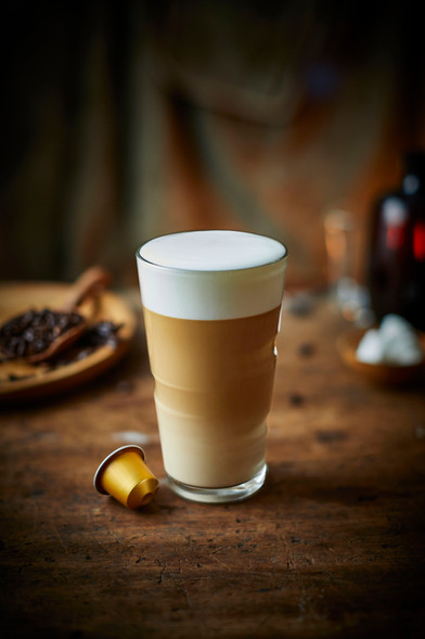 Coffee stories - Tom Regester - Lesley Sendall