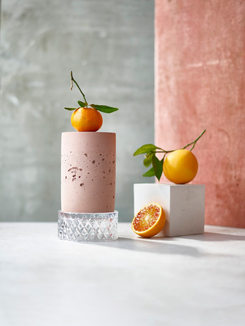 La géométrie de l'orange or The orange and its geometry - Tom Regester