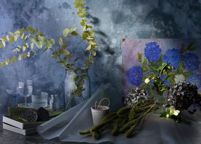 The Artist's Studio - Tif Hunter