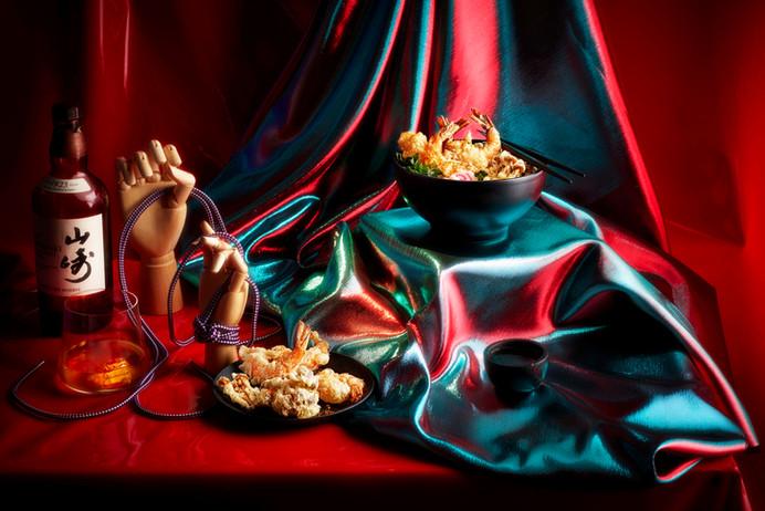 Ramen Diaries - The Dominatrix - Kris Kirkham - Amber De Florio