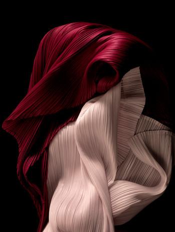 Textures - Issey Miyake - Tif Hunter