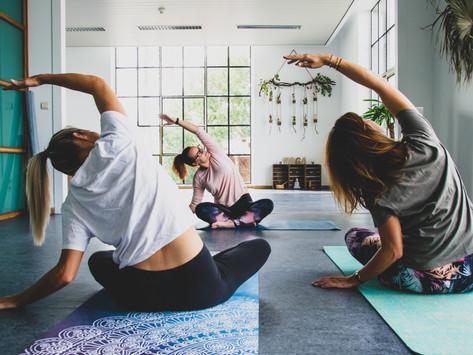 Sisu's Me-Time is online! Online yoga - meditatie - relaxatie