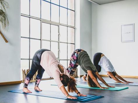 Yoga vanaf september 2021!