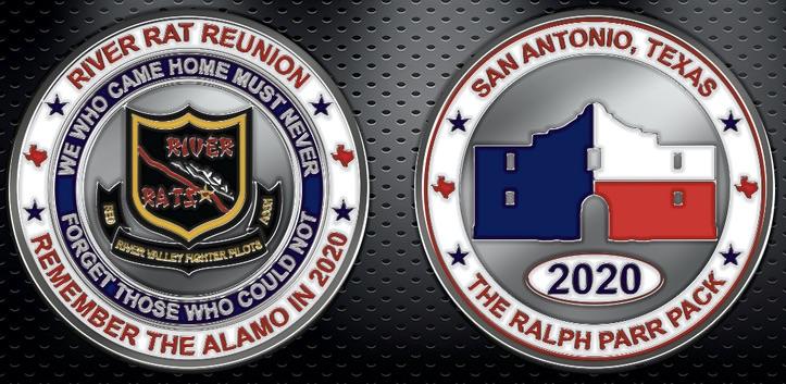 2020 Reunion Coin