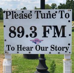 Hear the history on the radio