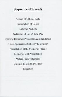 Third page of the program