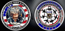 Robin Olds Coin