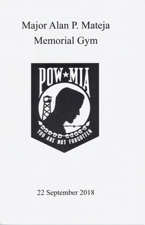 Front page of the program