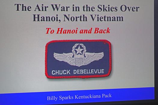 Chuck's intro screen