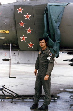 """""""Smokin Joe"""" flew Chuck's airplane as an F-4 RTU instructor at SJAFB, NC, back in the day."""
