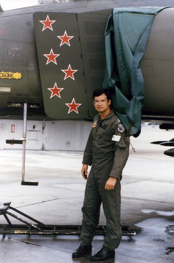 """Smokin Joe"" flew Chuck's airplane as an F-4 RTU instructor at SJAFB, NC, back in the day."