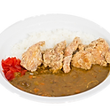 CURRY WITH CHICKEN KARA-AGE