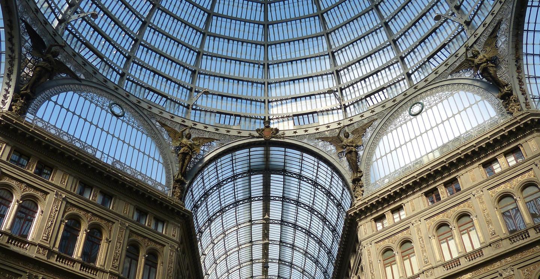 05  -Neapel        Galleria Umberto I  e