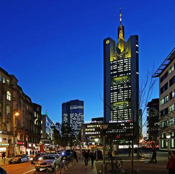 Kaiserstrasse Frankfurt