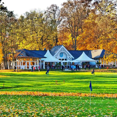 The Old Course, ältester Golfplatz Deutschlands