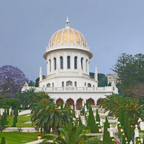Bahai-Tempel in Haifa