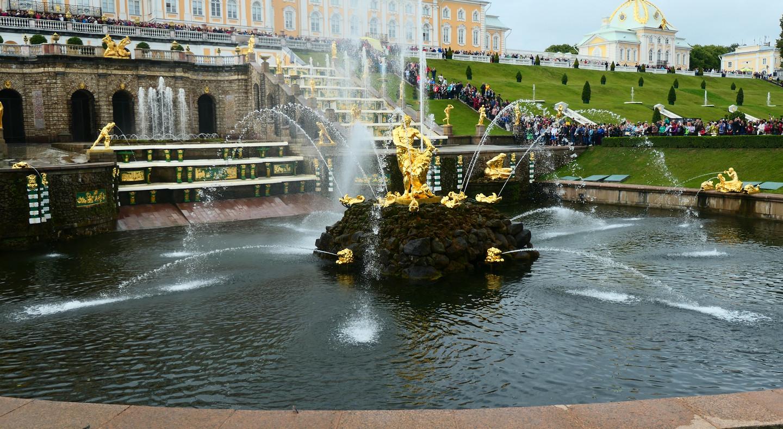Peterhof- St. Petersburg