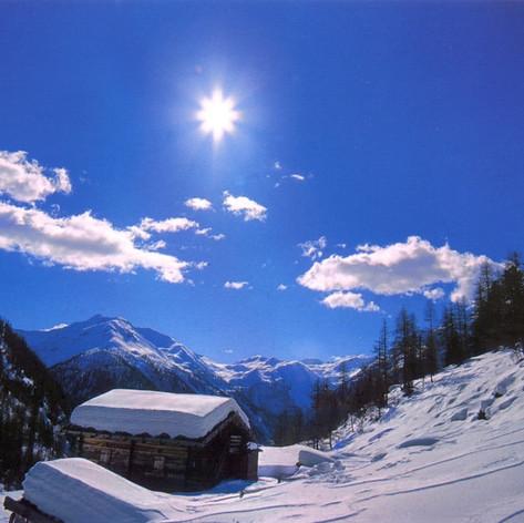 Sonne im Ultental