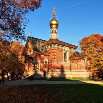 Russische Kapelle in Bad Homburg