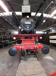 Dampflok Baureihe 66