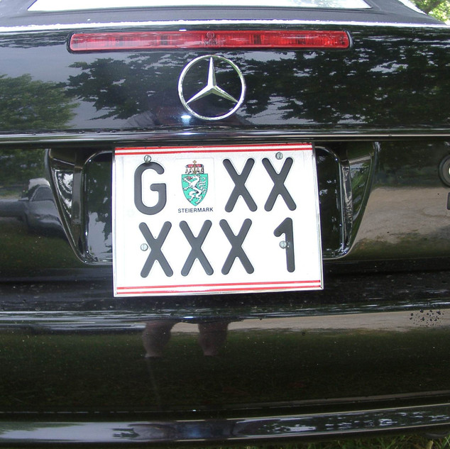 Grazer Autoschild