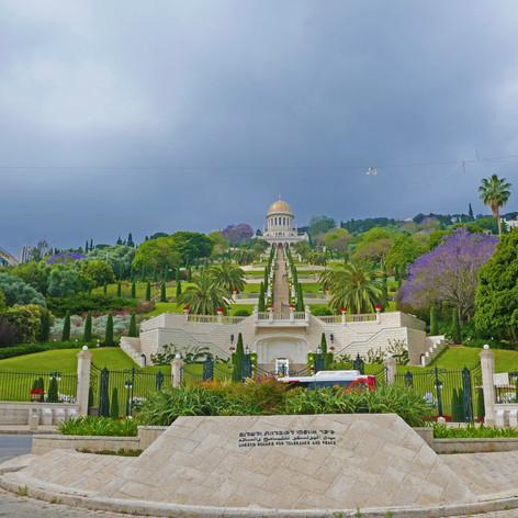 Bahai- Gärten in Haifa