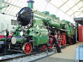 bayerische Schnellzuglokomotive S 3/6