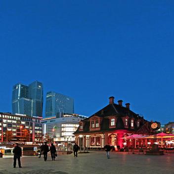 Hauptwache Frankfurt (1)