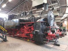 Zahnradlokomotive