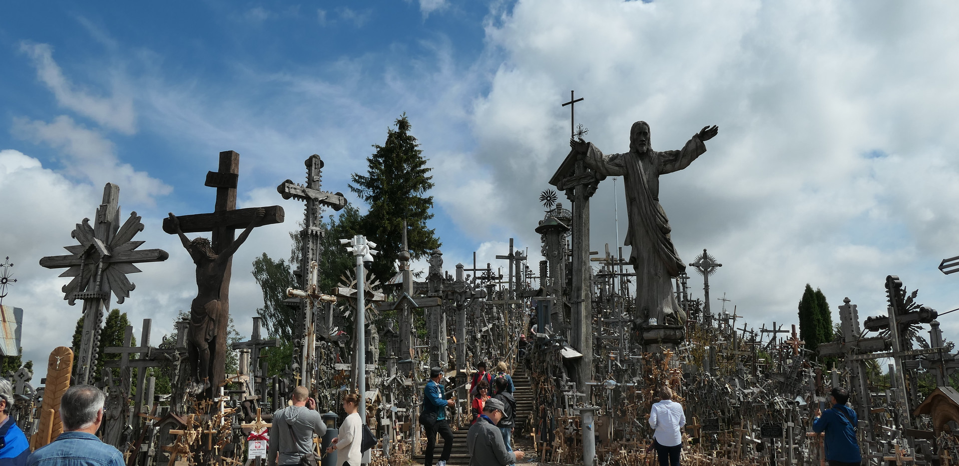 Berg der Kreuze- Litauen
