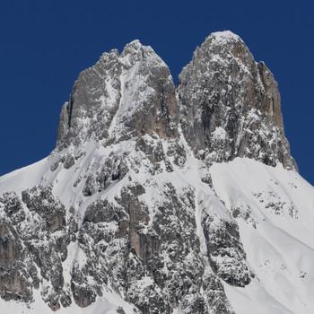 Bischofsmütze in Österreich
