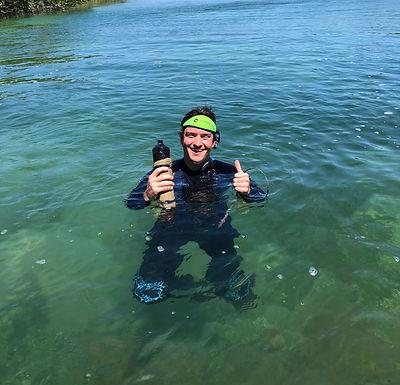 Mitch in water.jpeg