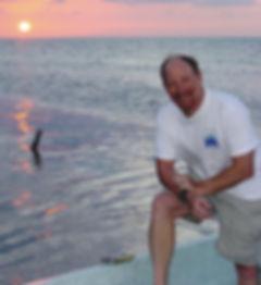 Bob Steneck Belize sunset.jpeg