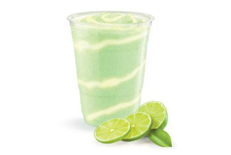 Bebida resfrecante, sin contenido lácteo