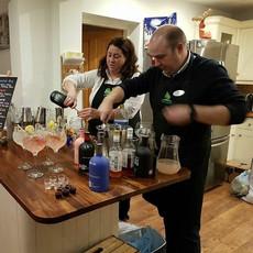 Gin at Bawdon Lodge Farm