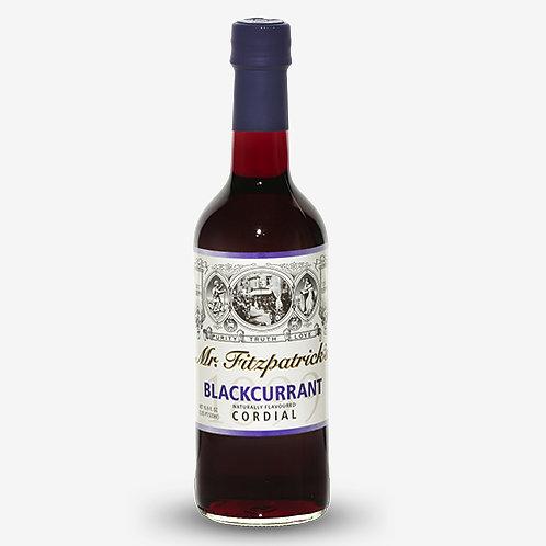 Mr Fitzpatrick's Superior Blackcurrant Cordial