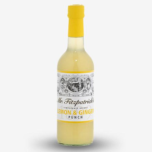 Mr Fitzpatrick's Lemon & Ginger Cordial