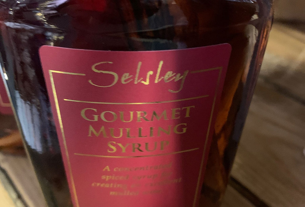 Mulled Syrup 200ml