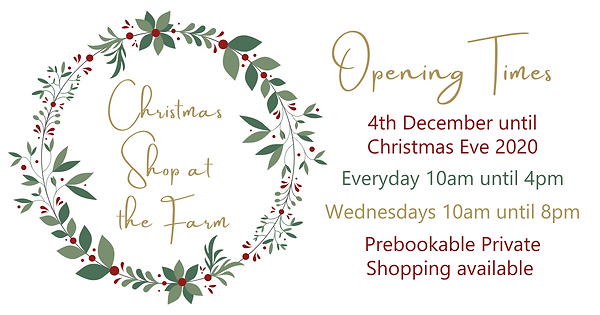 Christmas Shop on the Farm Opening SEO.p