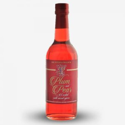 Mr Fitzpatrick's Plum, Pear and Mixed Spice Cordial